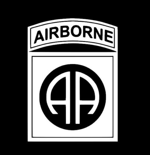 82nd airborne collection on ebay for 101st airborne window decals