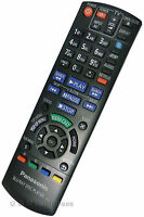 Panasonic N2qayb000574 Replacement Remote For Dmp-bdt310, Bdt210 - Us Seller