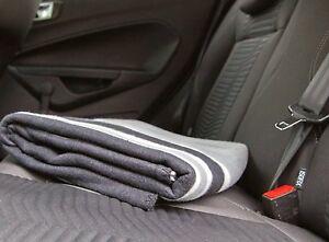 Image Is Loading AA Travel Car Fleece Blanket Warm Throw Soft