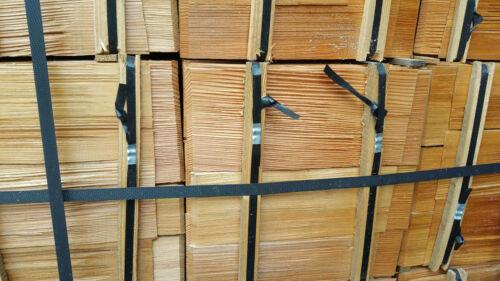 2 Lärchenholzschindeln 25cm Qualität