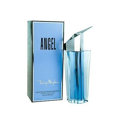 Angel For Women 100ml Eau De Parfum Spray Refillable BRAND NEW IN BOX