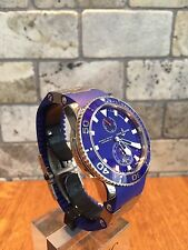 ULYSEE NARDIN MAXI MARINE DIVER WHITE GOLD LIMITED EDITION OF 500 COMPLETE
