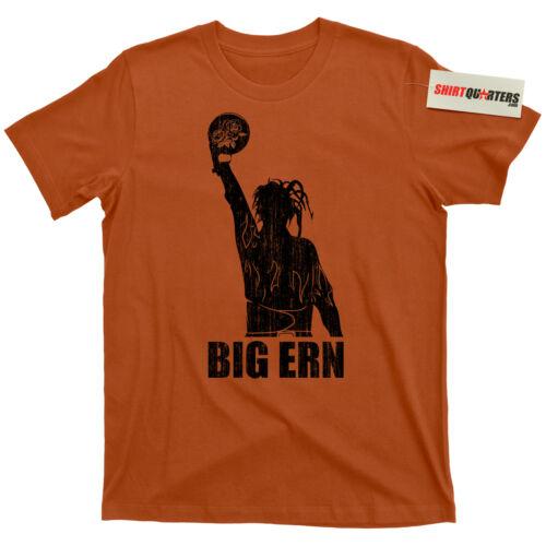 Big ERN Ernie McCracken Kingpin Film boule de bowling costume 2 Blu ray Tee T Shirt