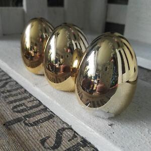 Ostereier 3,5 cm Osterdeko Erzgebirge NEU Ostern Seiffen Baumbehang Eier