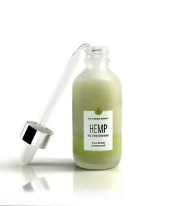 Cultivated Beauty Cultivated Beauty Calming Hemp Face Serum - 60ml