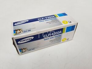 Samsung-CLP-Y350A-Yellow-Toner-Cartridge-CLP-350