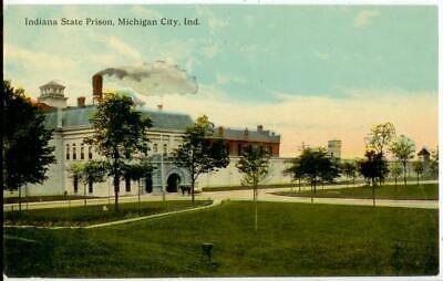 C1910 Michigan City Indiana State Prison Ebay