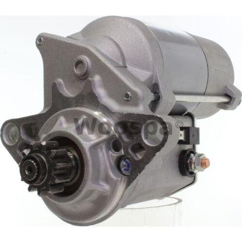 Anlasser 12V 1,7 KW  Honda Civic VI 2.0i D Rover 25 45 200 400  FREELANDER