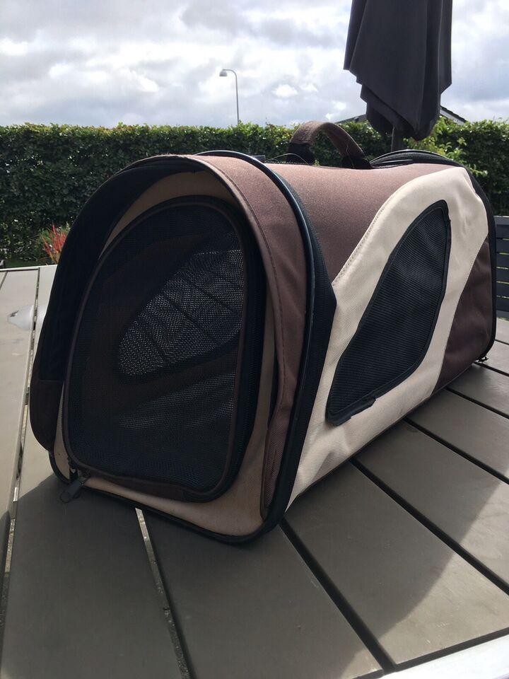 Hundetaske, Transporttaske til lille hund/hvalp
