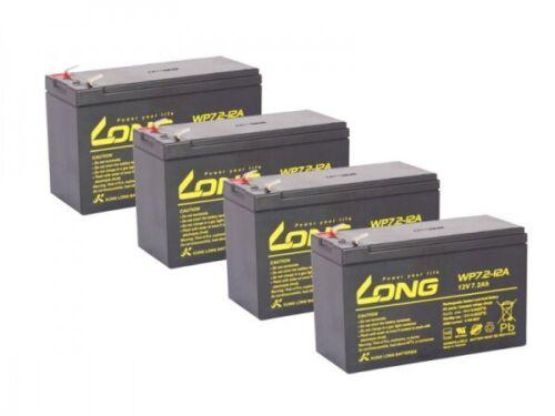 USV Akkusatz kompatibel ZINTO D 1440 R AGM Blei Batterie Notstrom UPS VdS