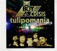 (GT211) Boy Crisis, Tulipomania - 2009 DJ CD