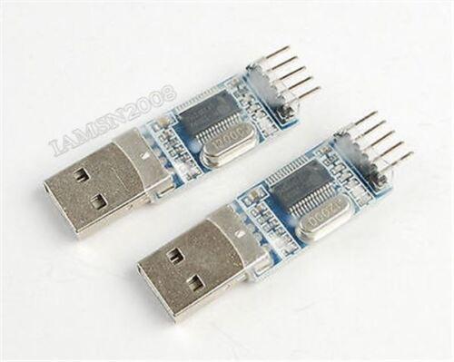 5 Stücke PL2303 Usb Zu RS232 Ttl Konverter Adapter Modul ib