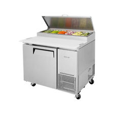 Turbo Air Tpr 44sd N 44 One Section Refrigerated Pizza Prep Table 140 Cu Ft