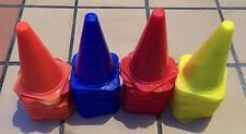 10 x 6 inches Sports Training Safety Cones/Markers - Sport Training Tool