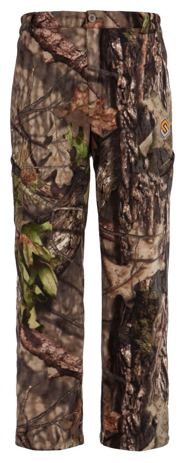 ScentLok Windbrace Fleece Pant (Mossy Oak Country, XXX-Large)