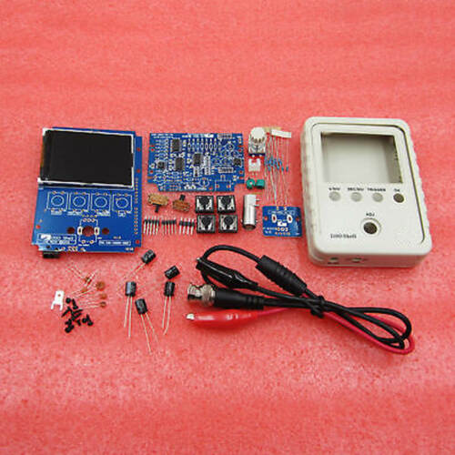 DSO150 Digital Oscilloscope With Housing New Version Tech 15001K DSO-SHELL