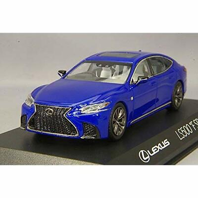 Kyosho 1//43 Lexus LS500 Manganese Raster//Gray Diecast Car KS03685M 4548565368136