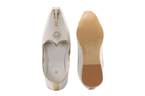 Men/'s Sherwani Shoe Pakistani Shoe Padhani Shoe Lahori Nagra Jutti