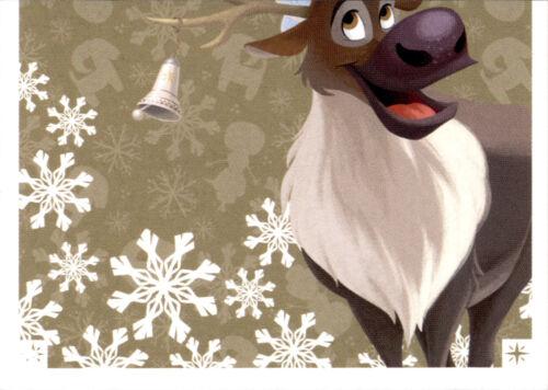 L/'Olaf se dégèle sur-Sticker 111-Disney-La Reine