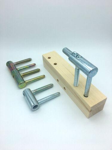 Bohrlehre für Türband 20mm 3D Bohrschablone Einbohrband Einbohrschablone