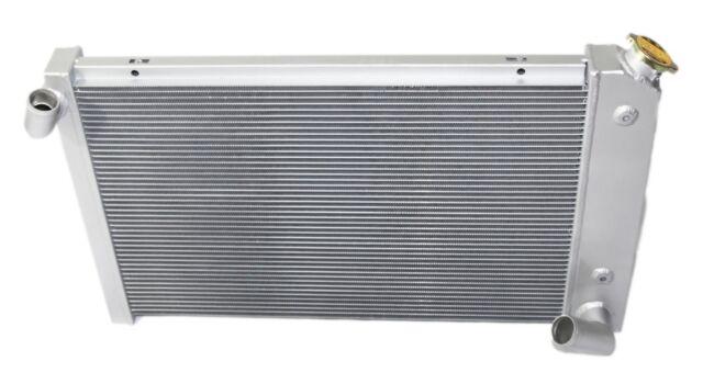 Aluminum Radiator fits 68-82 Chevrolet Corvette 5.0//5.7// 7// 7.4 3 Row V8 ONLY