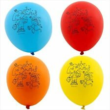 DORA THE EXPLORER AND FRIENDS LATEX BALLOONS (6) ~Birthday Party Supplies Helium