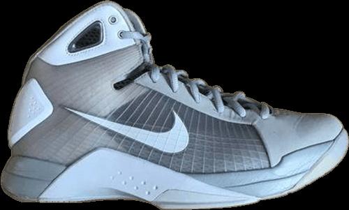 NEW Nike HYPERDUNK TB ELITE BASKETBALL schuhe MENS 12.5 grau Clear