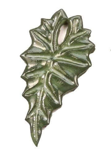 Mosaiksteine verschiedene Varianten/&Grössen Pfeilblatt- grün Blätter