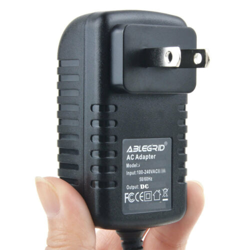 Charger 5.5 x 2.1//2.5mm 2A AC Converter Adapter DC 9V 1.2A 1200mA Power Center