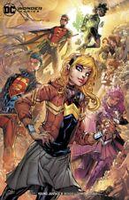 Young Justice #4 Dan Mora Variant DC Universe Comic 1st Print 2019 NM