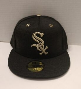 cheap for discount eeb22 d4b96 Image is loading Chicago-White-Sox-New-Era-59Fifty-2017-All-