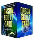 The Ender Quartet Set: Ender's Game, Speaker for the Dead, Xenocide, Children of the Mind by Orson Scott Card (Multiple copy pack)