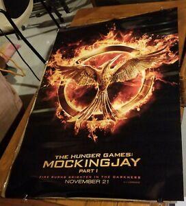 Hunger Games Mockingjay Part 1 Movie Poster Ds 27x40 Symbol