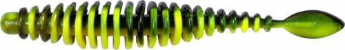 Quantum Magic Trout T-Worm P-Tail 6,5cm 1g Käse verschiedene Farben UV Active