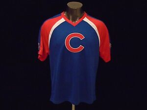 CHICAGO CUBS NEW MLB MAJESTIC IMPACT JERSEY