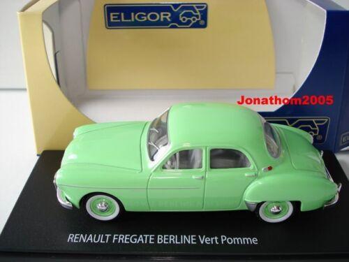 Eligor renault Fregate Limousine grün Apple Sonstige um die 1/43°