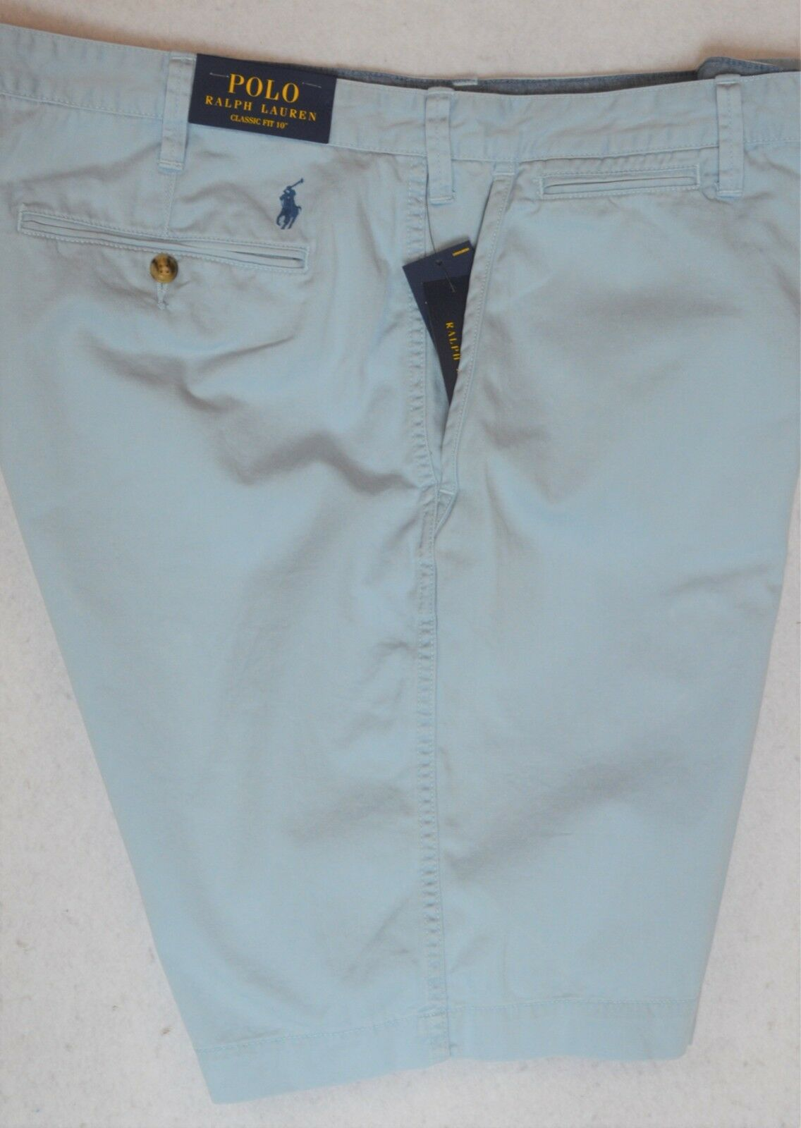 Polo Ralph Lauren Shorts Hampton bluee Classic Fit 10  44 46 48 NWT