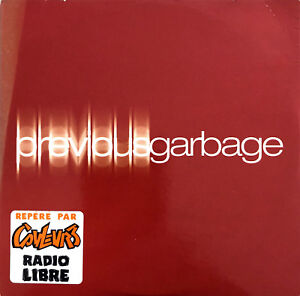 Garbage-CD-Previous-Garbage-Promo-UK-VG-VG
