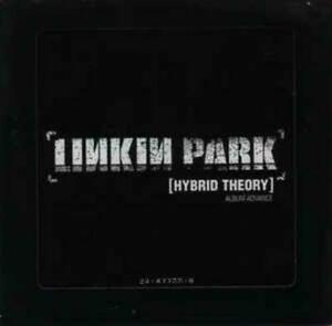 Details About Linkin Park Hybrid Theory Album Advance Promo W Artwork Music Audio Cd Metal 12