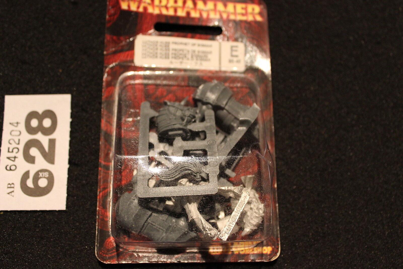 Games Workshop Warhammer Fantasy Luthor Huss Prophet of Sigmar Empire BNIB New