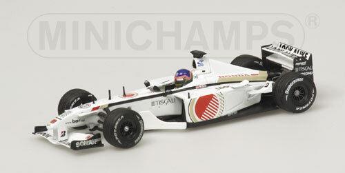 Bar Honda J. J. J. Villeneuve 2001 Formula 1 1 43 Model MINICHAMPS e5f749