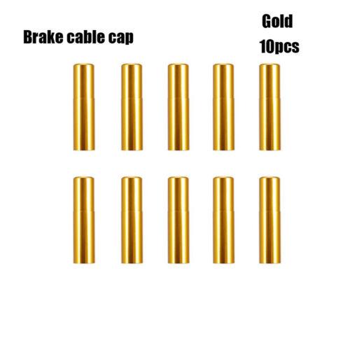 Shift Cables Accessories Bicycle Derailleur Cover End Tip Caps Brake Cable Cap