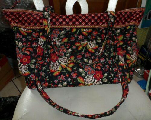 Vera Bradley Miller bag in retired Anastasia patte