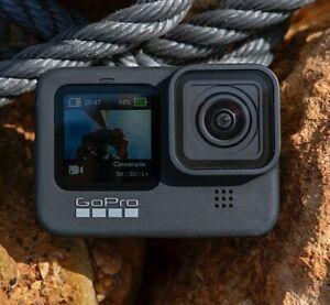 📸 BRAND NEW GoPro HERO 9 Black 5K Waterproof Action Camera