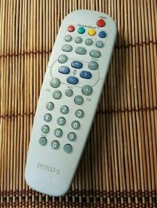 TESTED used PHILIPS - RC19335004/01P - A/V OEM TV Remote Control | eBay