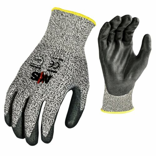 Medium RADIANS AXIS LEVEL A4 CUT PROTECTION WORK GLOVE RWG555