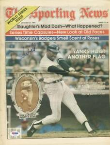 Yankees-Dave-Winfield-Signed-11-5X14-5-1981-Sporting-News-Cover-PSA-DNA-T69526