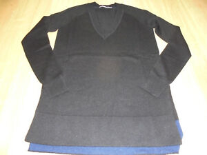 taglia a X cashmere in molto 10 girocollo 8 dall'aspetto lana e Maglione bello Taglia PUvdqP