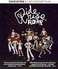 Ride Rise Roar With David Byrne Blu-ray Region 1 801213337798