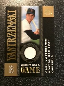 Carl-Yastrzemski-2007-SP-Legendary-Cuts-When-It-Was-A-Game-Used-Memorabilia